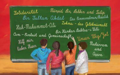 Alevitischer Religionsunterricht (ARU) -Jetzt auchan deiner Schule!